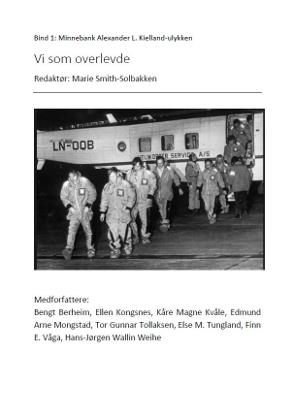 Cover for Vi som overlevde